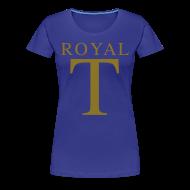 T-Shirts ~ Women's Premium T-Shirt ~ Royal T