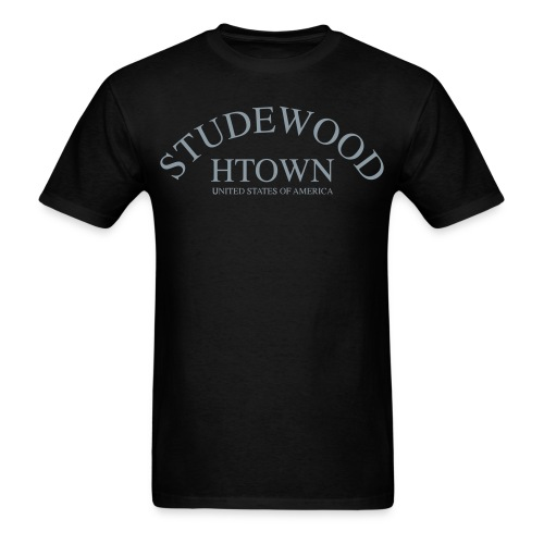 STUDEWOOD HTOWN - Men's T-Shirt