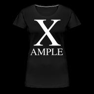 T-Shirts ~ Women's Premium T-Shirt ~ X-Ample
