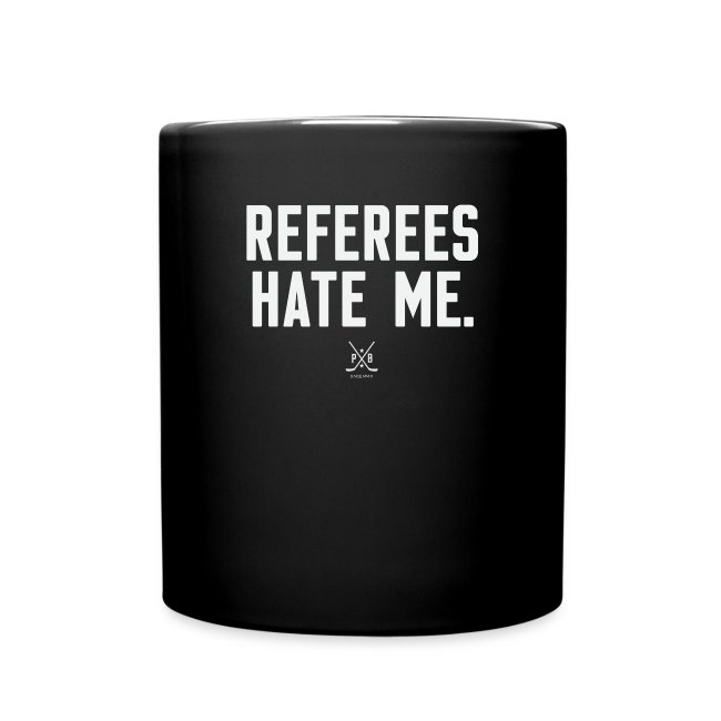 Referees Hate Me