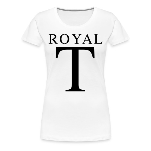 Royal T  - Women's Premium T-Shirt
