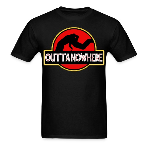 Outta NOWHERE Park - Men's T-Shirt
