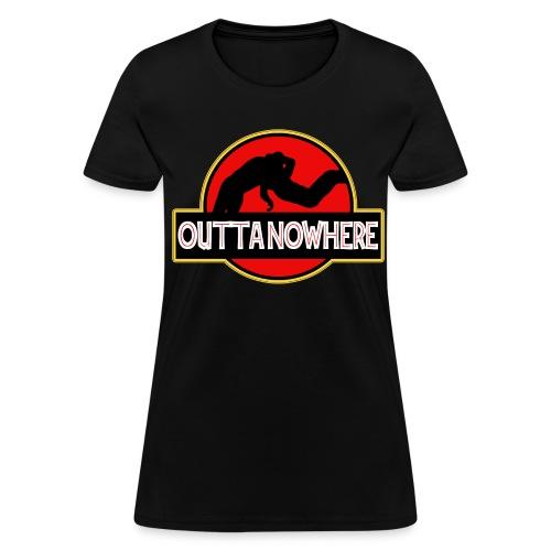 Outta NOWHERE Park (Womens) - Women's T-Shirt