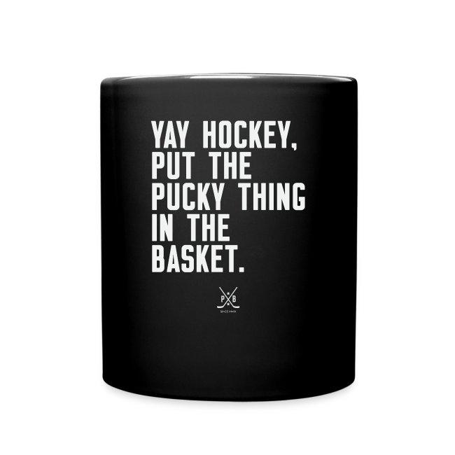 Yay Hockey