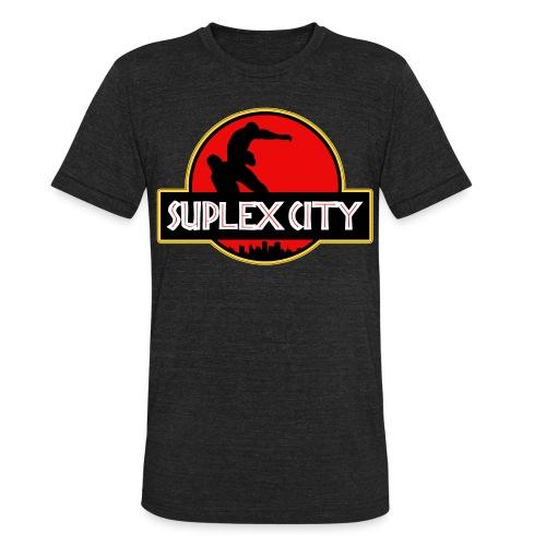 Suplex City Premium (Unisex) - Unisex Tri-Blend T-Shirt