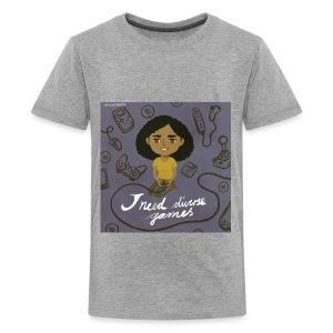 INDG Logo by Pollencount - Kids' Premium T-Shirt