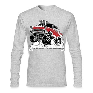 CLASSIC RODDER 1957 Men's Long Sleeve - Men's Long Sleeve T-Shirt by Next Level