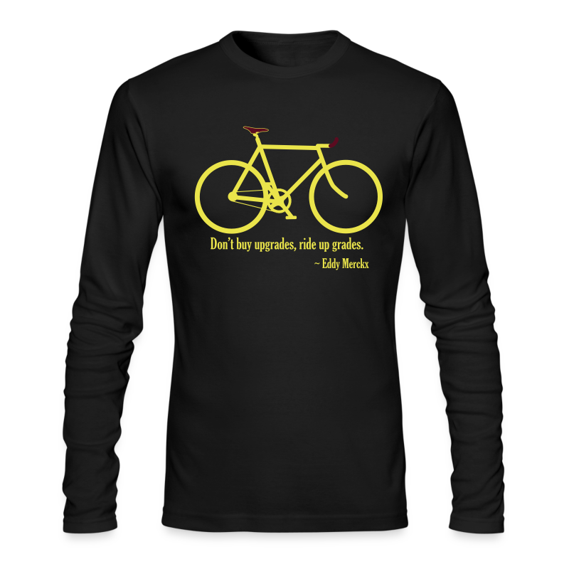 eddie_merckx05 - Men's Long Sleeve T-Shirt by Next Level