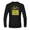firing on no cylinders - Men's Long Sleeve T-Shirt by Next Level