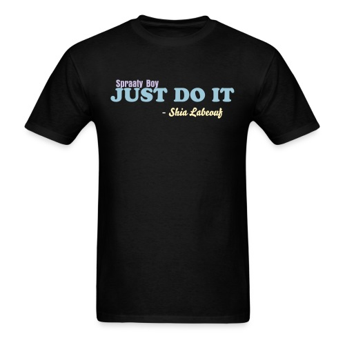 Just Do It Tee - Men's T-Shirt