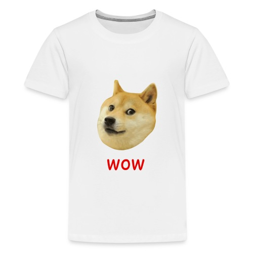 wow - Kids' Premium T-Shirt