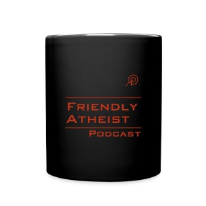 Friendly Atheist Podcast Full Color Mug - Full Color Mug
