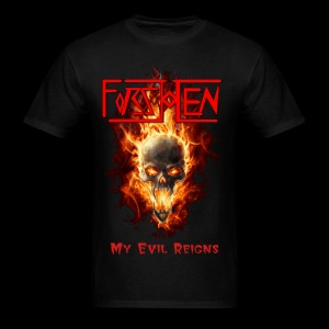Forsakken My Evil Reigns - Men's T-Shirt