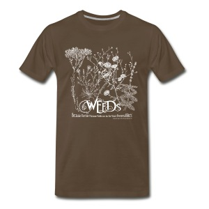 Weeds Because Mother Nature Refuses to be Your Personal Bitch: Permies.com - Men's Premium T-Shirt