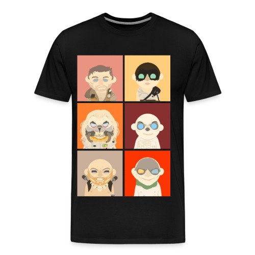 Fury Road - Men's Premium T-Shirt