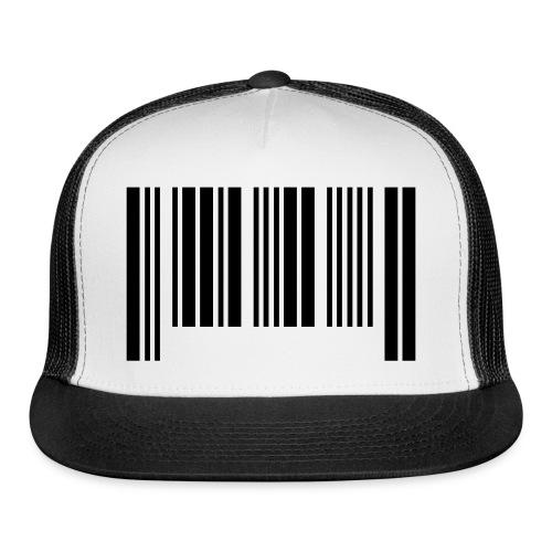 Barcode Hat - Trucker Cap