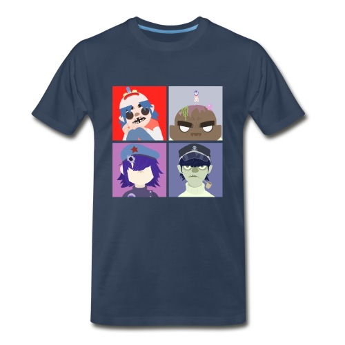 On Melancholy Hill - Men's Premium T-Shirt