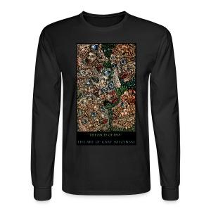 the faces of 1969 long sleeve Tshirt - Men's Long Sleeve T-Shirt