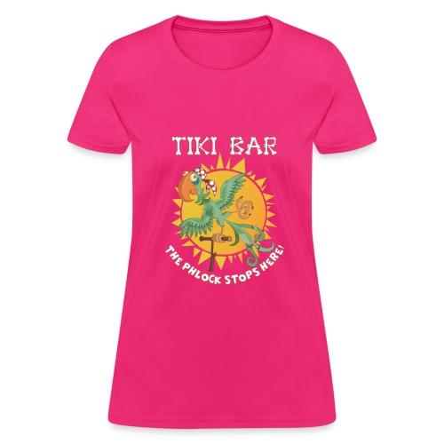 The Phlock Stops Here! - Women's T-Shirt