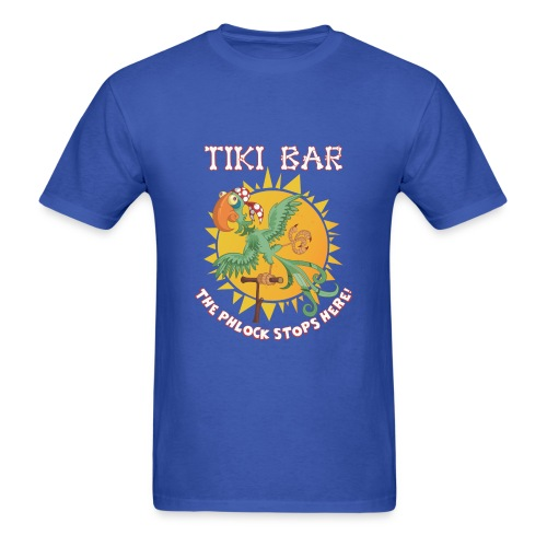 The Phlock Stops Here T-Shirts - Men's T-Shirt