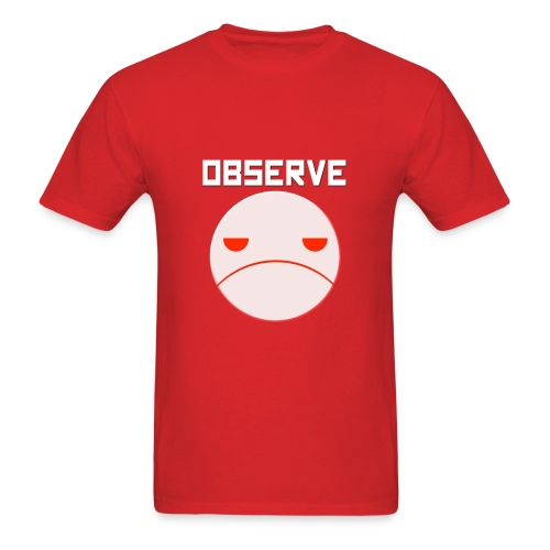 Observe T-Shirt for Men - Men's T-Shirt