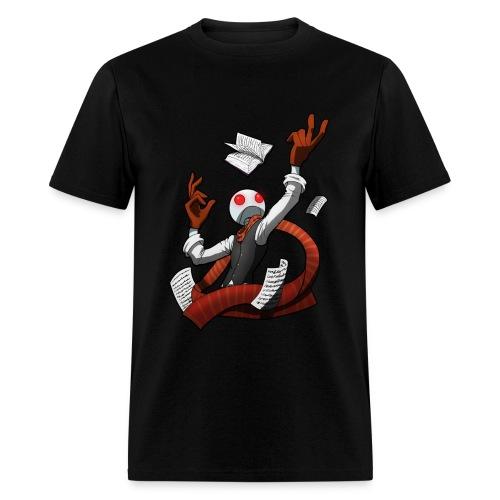 LitterBotTells T-Shirt for Men - Men's T-Shirt