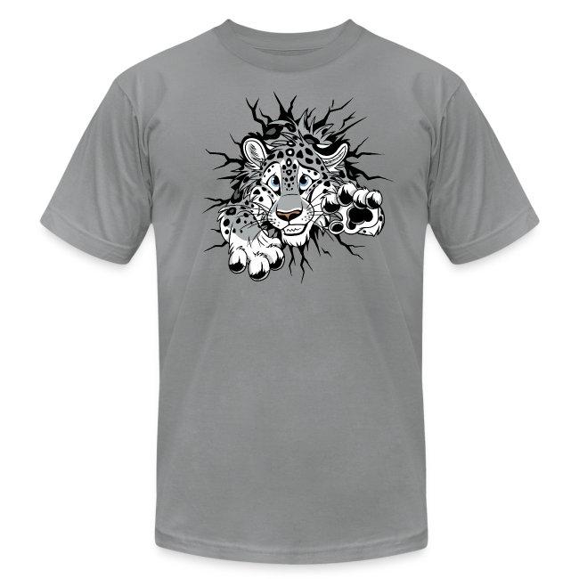 STUCK Snow Leopard (2-sided)