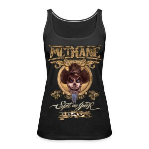 Spit On Your Grave - Women's Premium Tank Top
