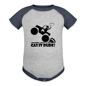 JEEP DUDES Baby One-Piece - Baby Contrast One Piece