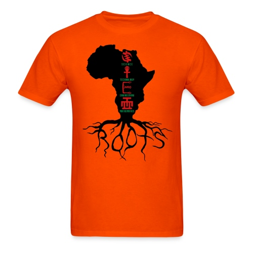 STEM and Roots - Men's T-Shirt