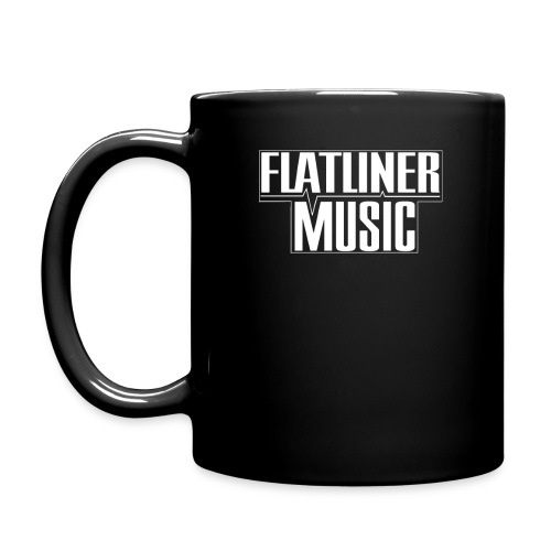 Flatliner Music Coffee Mug - Full Color Mug