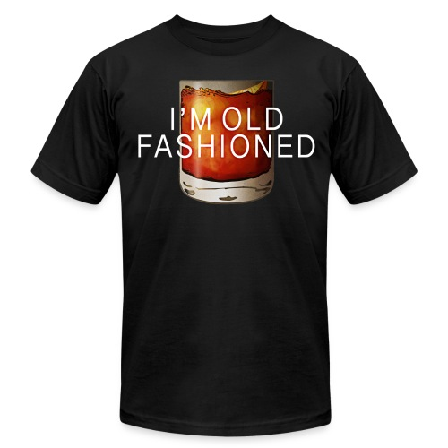 I'M OLD FASHIONED - Men's  Jersey T-Shirt