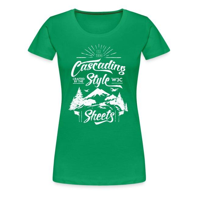 CSS-Shirt - Woman (green)