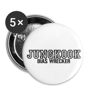Jungkook Bias Wrecker Buttons - Small Buttons