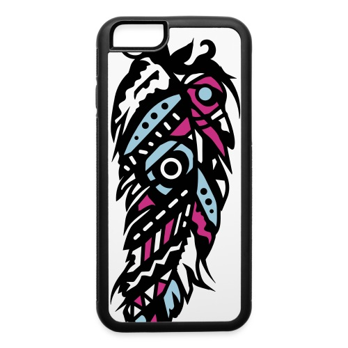 Feather iPhone 6 Rubber Case - iPhone 6/6s Rubber Case