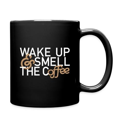 Wake Up! - Two Sided Coffee Mug - Full Color Mug