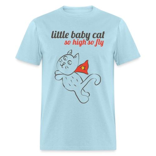 Flying Kitten - Men's T-Shirt