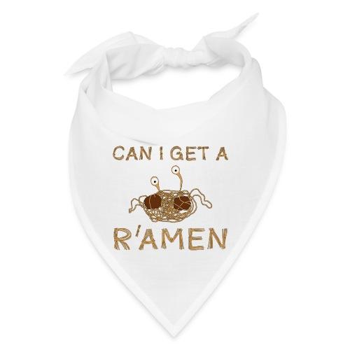 Can I get a R'Amen? Flying Spaghetti Monster  - Bandana