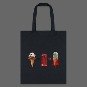 Michigan Superman Ice Cream - Tote Bag