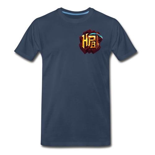 Hypixel Build Team Minecon Shirts - Men's Premium T-Shirt