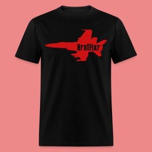 Red Logo - Men's T-Shirt