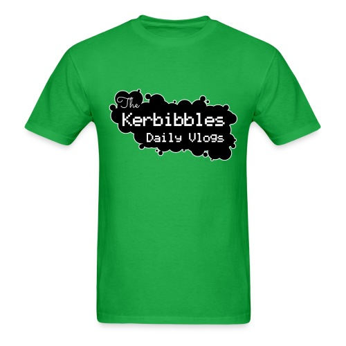 Kerbibble Men's shirt - Men's T-Shirt