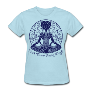 Yogi  - White Text/Women's T-Shirt - Women's T-Shirt