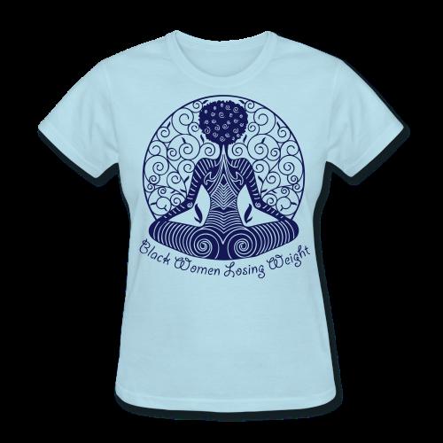 Yogi  - White Text/Women's T-Shirt - Women's T-Shirt