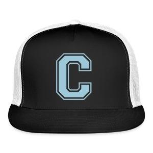 Cyan Hats - Trucker Cap