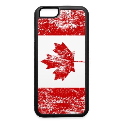 Canada iPhone 6 Case - iPhone 6/6s Rubber Case