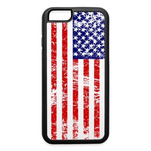 U.S.A iPhone 6 Case - iPhone 6/6s Rubber Case