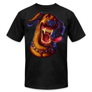 Pixel Dog - Men's Fine Jersey T-Shirt