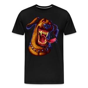 Pixel Dog - Men's Premium T-Shirt