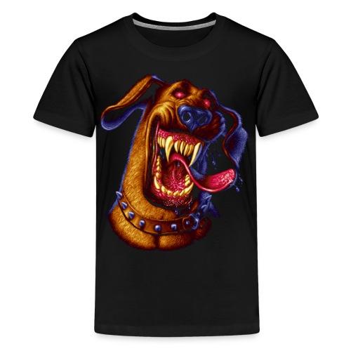 Pixel Dog - Kids' Premium T-Shirt